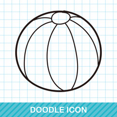 ball doodle