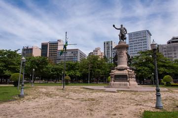 Almirante Barroso Monument