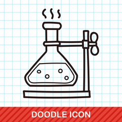 beaker doodle