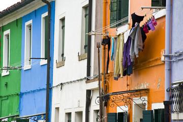 I colori di Burano (Venezia)