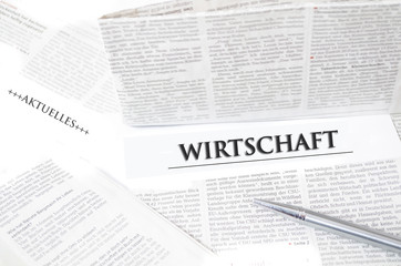 Zeitung, Information, Journalismus