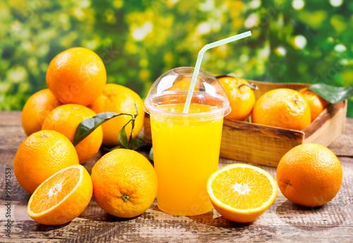 Апельсиновый сок без смс