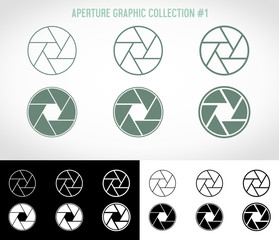 Aperture Icon Collection #1