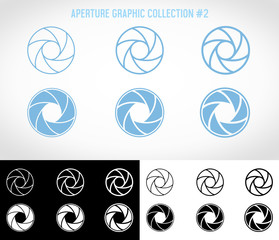 Aperture Icon Collection #2