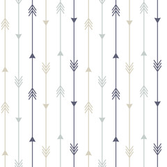 colorful arrows seamless vector pattern background illustration