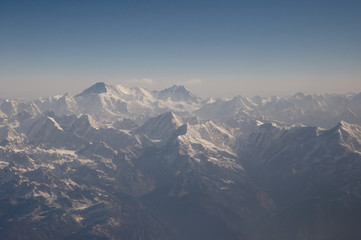 Fotobehang - Himalayas - Nepal