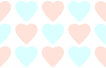 Valentines day abstract background with heart shape
