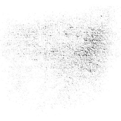 Dust texture white and black. Grunge sketch texture to Create Distressed Effect. Overlay Distress grain monochrome design. Stylish modern background for different print products. Vector illustration