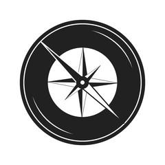 Compass Rose vector logo