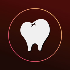 dentist tooth icon