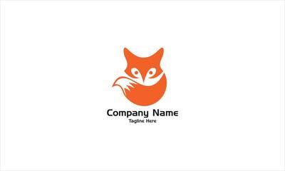 Orange Fox Logo
