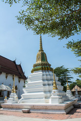 pagoda in Ko Kret ,Thailand