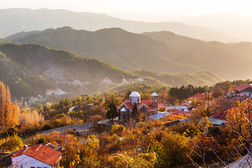 Village in Cyprus