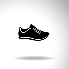 Vector running shoes - sneakers