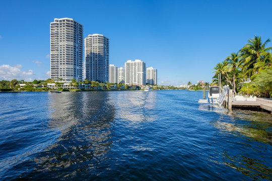 North Miami Waterway