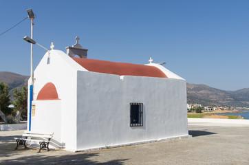 Religious building in Crete
