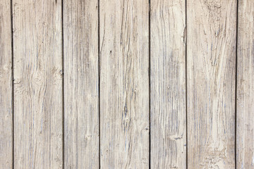 Natural wooden desks wall texture.