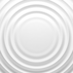 White rippled background
