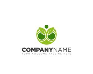Circle plants logo