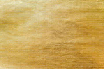 Gold paper texture or background