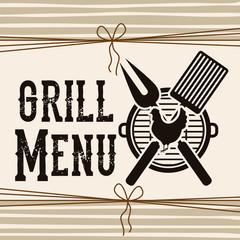 delicious barbecue design