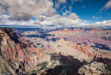 Grand Canyon (South Rim), Grand Canyon National Park, Arizona, USA.