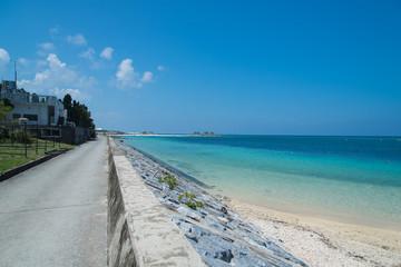 沖縄県 備瀬ビーチ