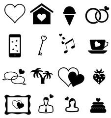 Valentene Icons