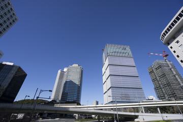 東京赤坂 再開発 2016年 赤坂見附駅周辺の新しい高層ビルなど 容積率緩和