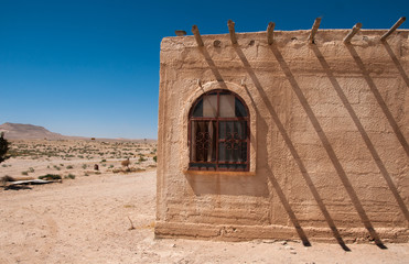 Bedouin House