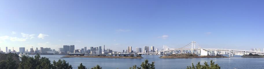 お台場の風景 in Tokyo