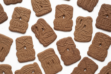 Speculaas- Dutch Cookies