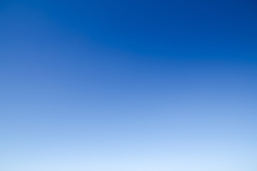 cloudless sky  background