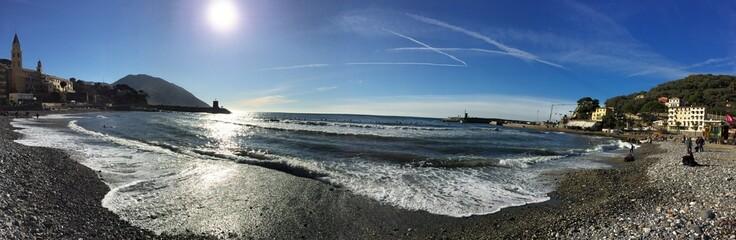 spiaggia recco