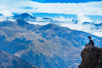 landscape Peru