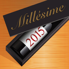 CAISSE-Millesime-Bouteille Vin