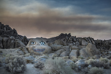 Alabama Hills, Californial