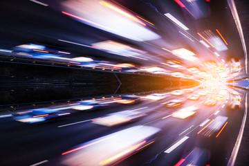Geschwindigkeit Hintergrund