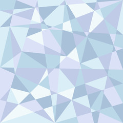 vector polygonal abstract blue texture