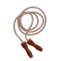 Skipping rope or jump rope