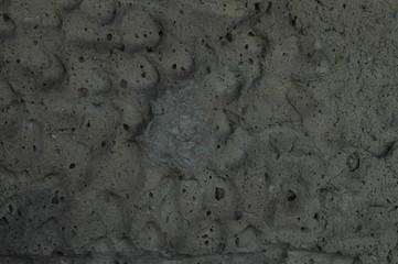 Immagine di sfondo realizzata con pietra pomice