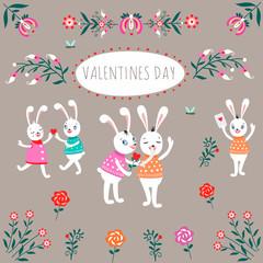 Walentynki u królików