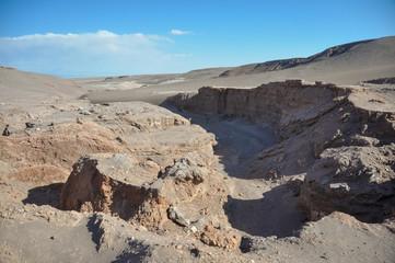 Wall Mural - Valle de la Luna near San Pedro de Atacama, Chile