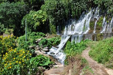 Nature around Juayua, El Salvador