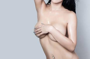 Sexy woman body