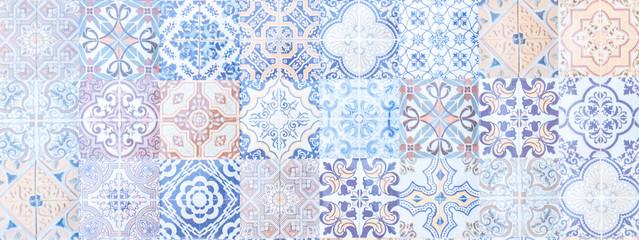 vintage tile texture