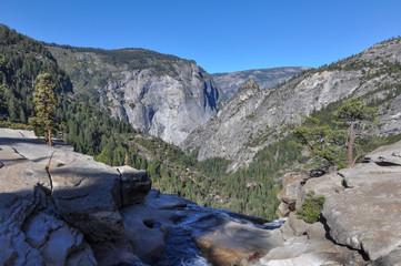 Wall Mural - Yosemite National Park, California, USA