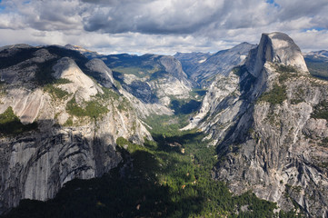 Fototapete - Yosemite National Park, California, USA