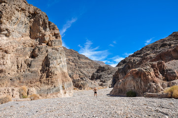 Fototapete - Titus Canyon, Death Valley National Park, California, USA