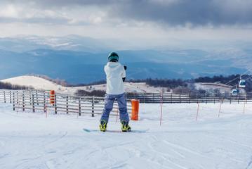 Future pro skier